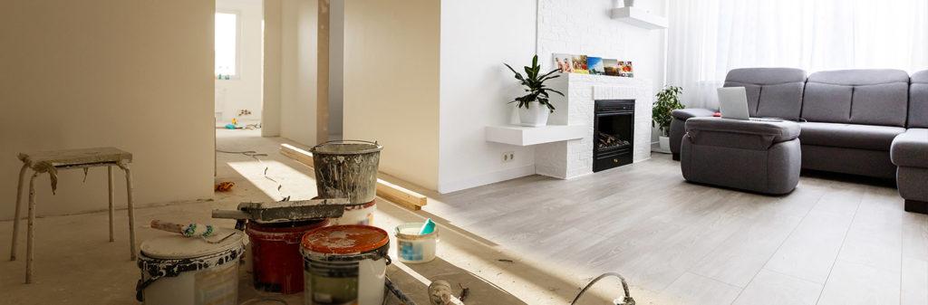 Bauendreinigung einer Wohnung in Stuttgart