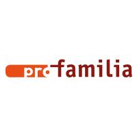Logo der pro familia Stuttgart